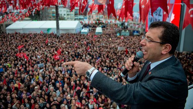 T Rkei B Rgermeisterwahl In Istanbul Wird Wiederholt