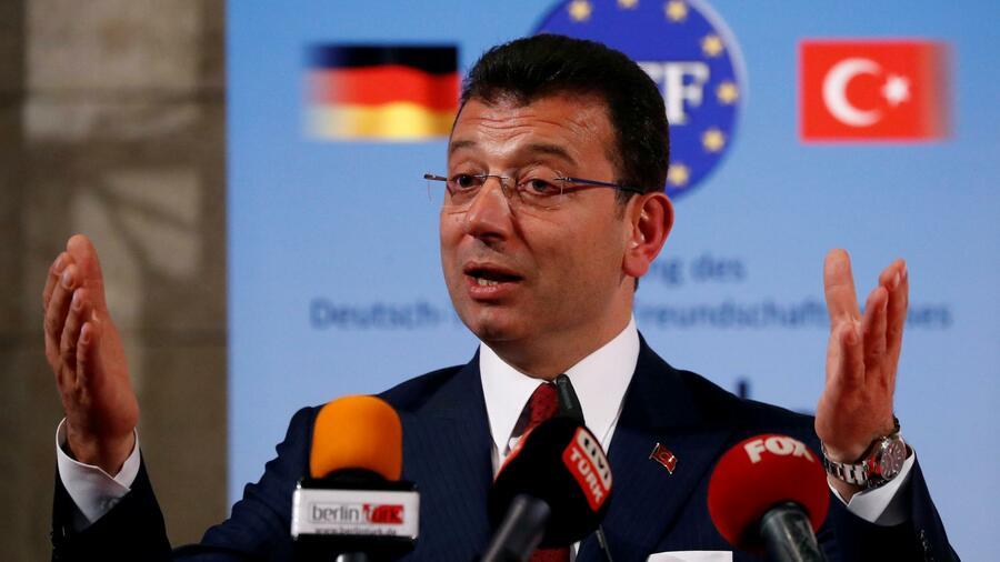 Istanbuler Burgermeister Erhalt Kredit Von Der Deutschen Bank