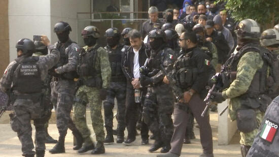 Mexiko: Drogenboss