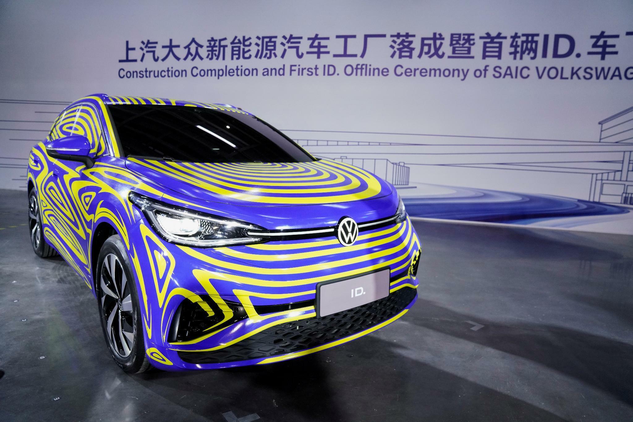 VW plant offenbar Einstieg bei chinesischem Batterie-Produzenten