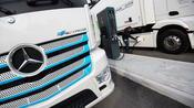 Lkw-Antriebe: Daimler und Volvo gründen Gemeinschaftsfirma für Brennstoffzellen
