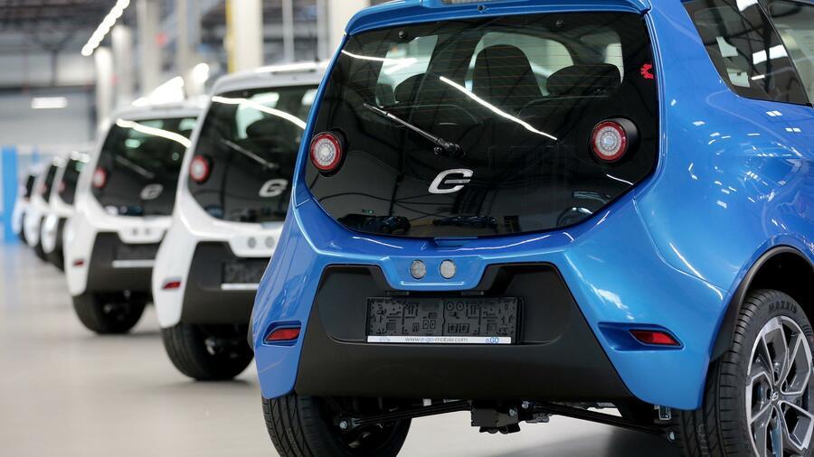 Autobauer Ego schaltet bei Produktion bald auf 5G um
