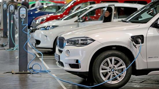 Prämie für Elektroautos kaum nachgefragt