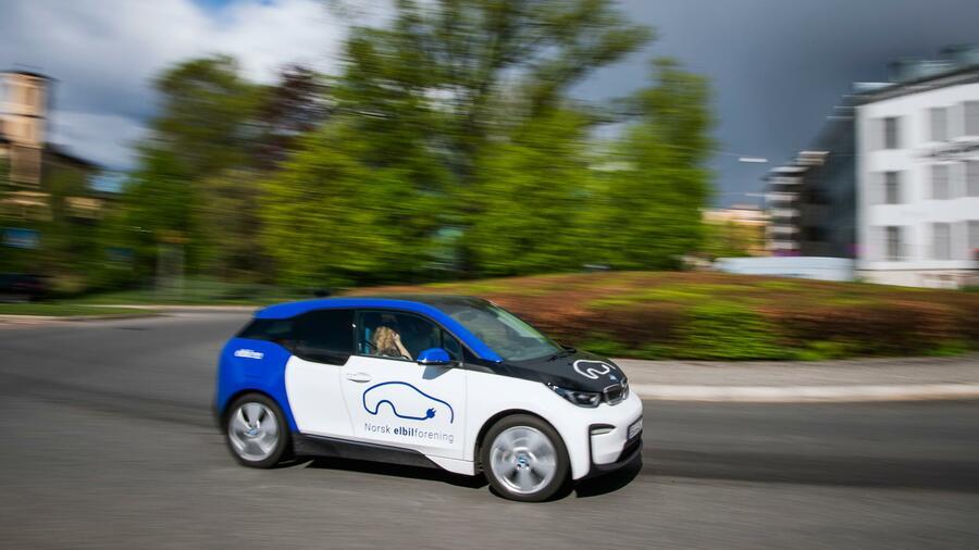 Deutschland überholt E-Mobilitäts-Vorreiter Norwegen