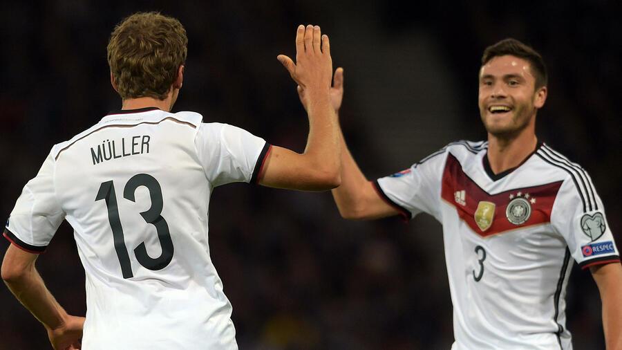 Adidas und der DFB: