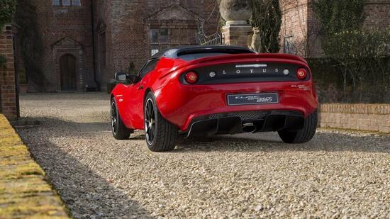 Lotus Elise Sprint: Auf nur 798 Kilogramm abgespeckt