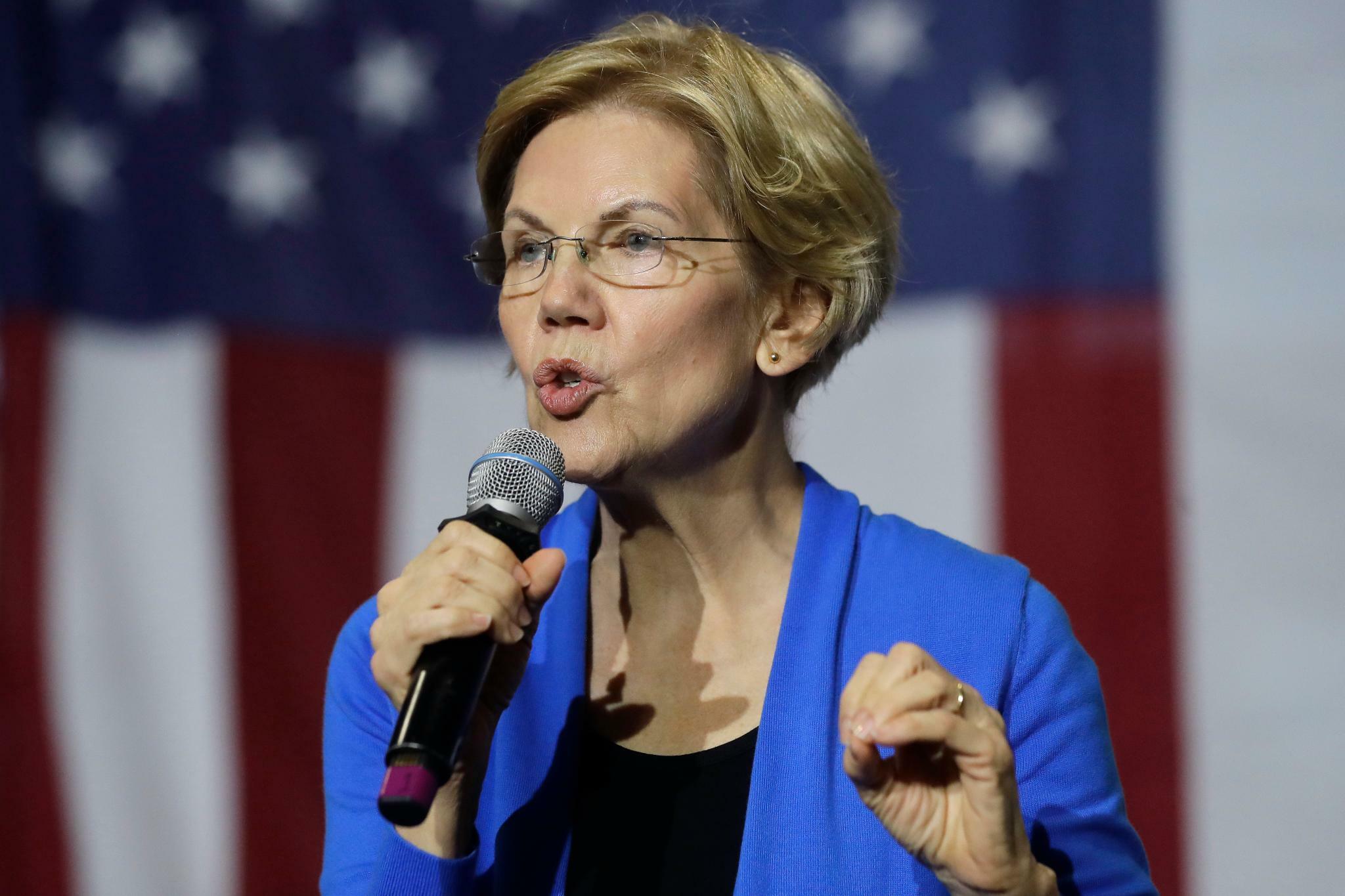 Elizabeth Warren: Die Frau, die Milliardäre zum Weinen bringt