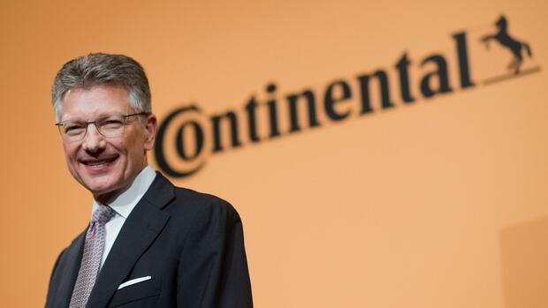 Continental-Chef schließt Aufgabe von Standorten nicht aus