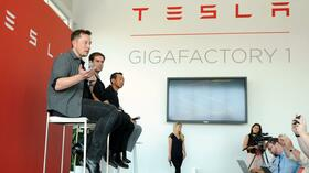Milliardenprojekt Gigafactory: Burn-Out bei Tesla