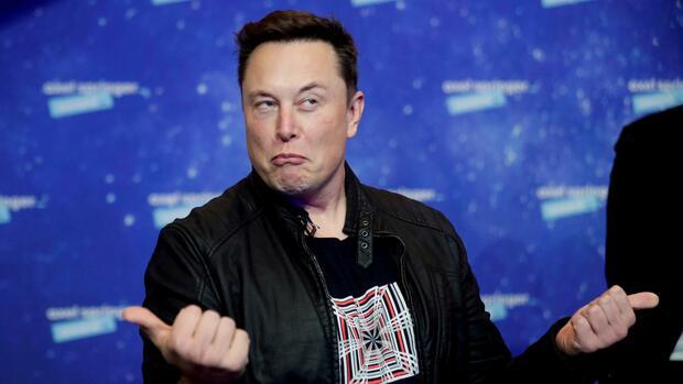 Bitcoin fällt nach erneutem Musk-Tweet auf unter 45.000 Dollar