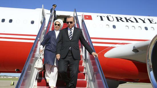 Nachrichten Brennpunkte Entspannung oder neuer Ärger? Erdogan auf Brüssel-Besuch