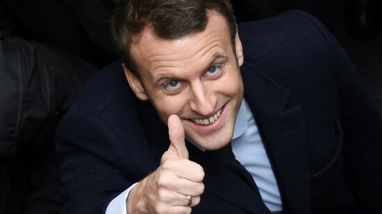 Außenminister Gabriel lobt Macron für pro-europäischen Kurs