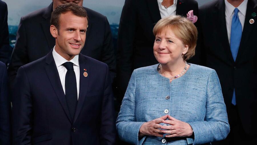 Eurozonen-Budget: Merkel und Macron wollen Investitionen in Milliardenhöhe