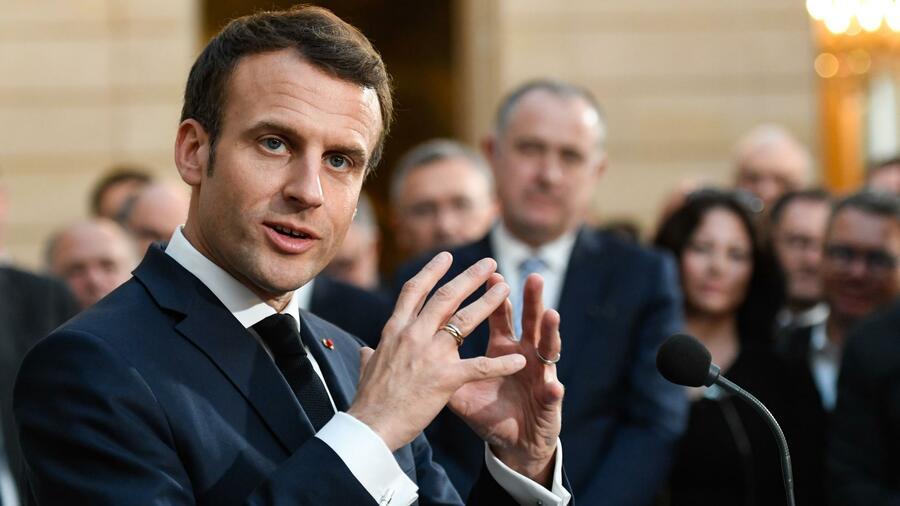 Macron fordert, China mit weniger Naivität zu begegnen