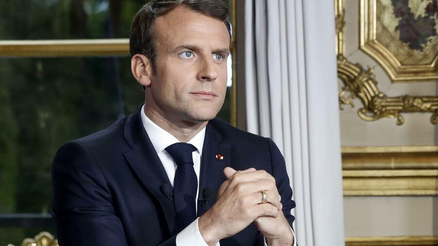 Macron will Syrische Demokratische Kräfte weiter unterstützen