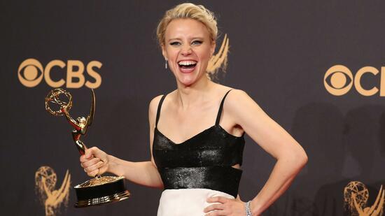 Trump allüberall Emmys werden zur Polit-Show - Auftritt von Spicer