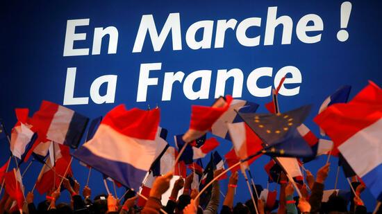 Frankreich-Wahl: Gemeinsames Projekt für Deutschland und Frankreich