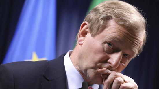 Enda Kenny tritt zurück als irischer Premier