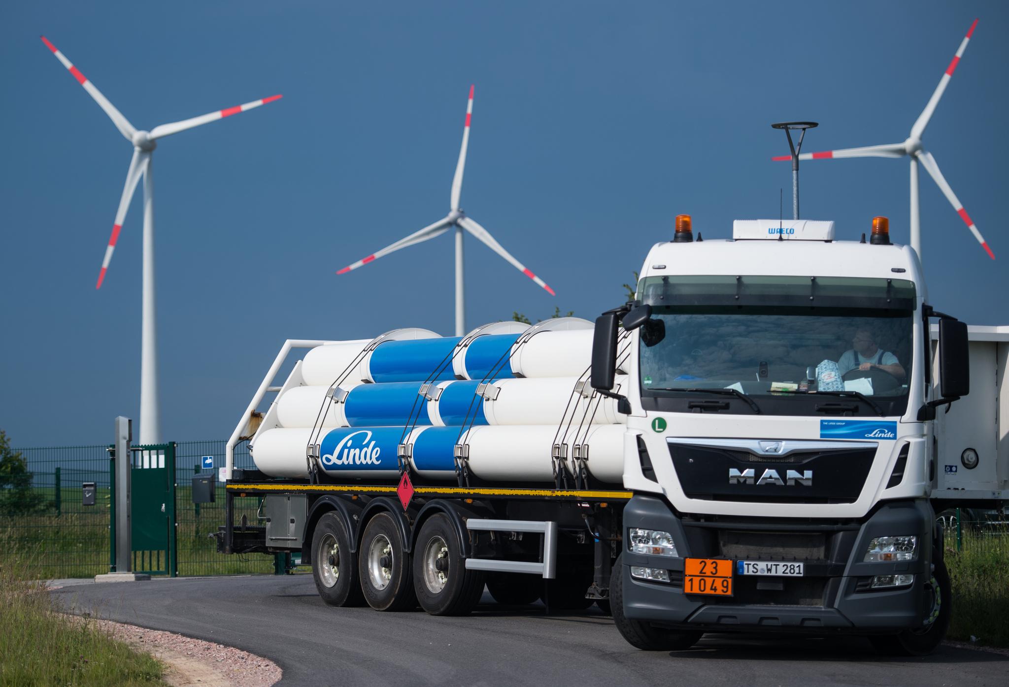 Die Weltgemeinschaft sieht Potenzial in grünem Wasserstoff