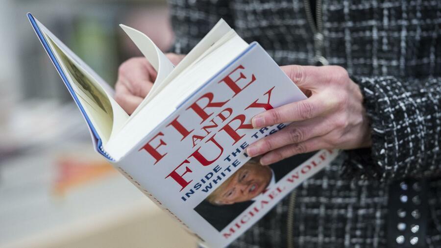 Enthüllungsbuch Trump