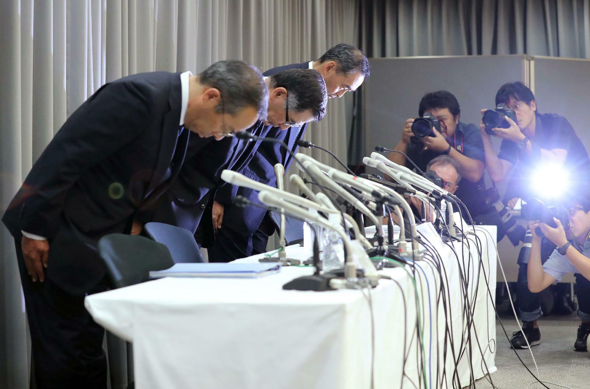 Japanischer Betrug