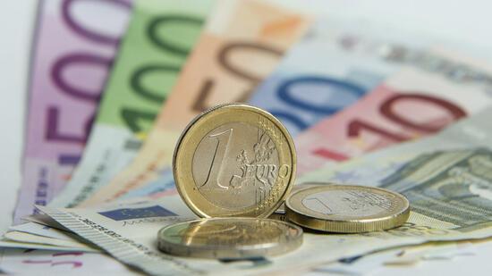 Preise steigen in Eurozone um 1,3 Prozent
