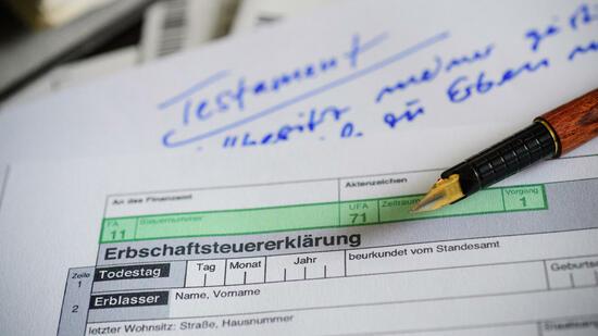 In Deutschland wird mehr vererbt als angenommen