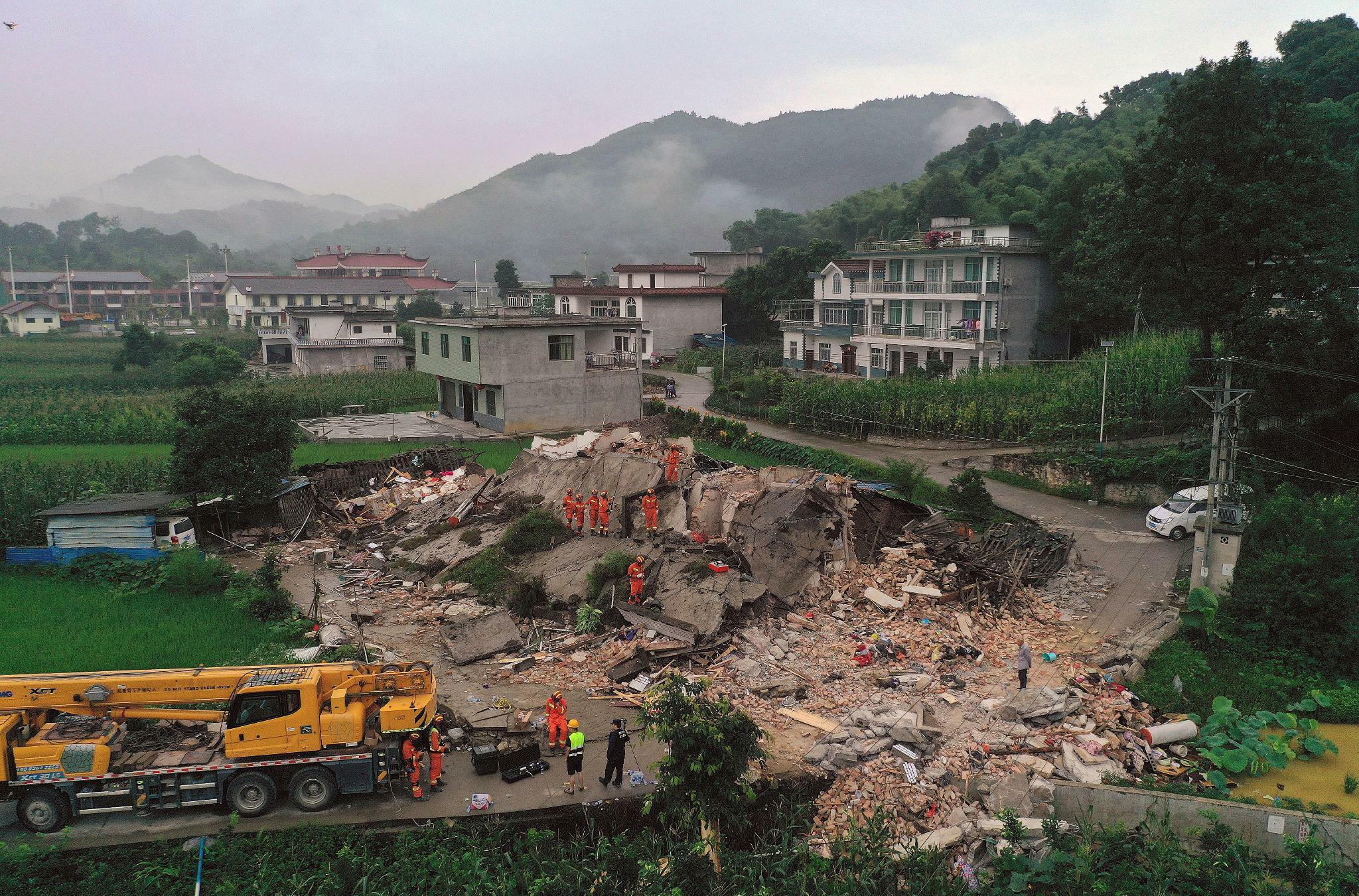 Rückversicherer verzeichnen Schäden im Höhe von 42 Milliarden Dollar durch Naturkatastrophen