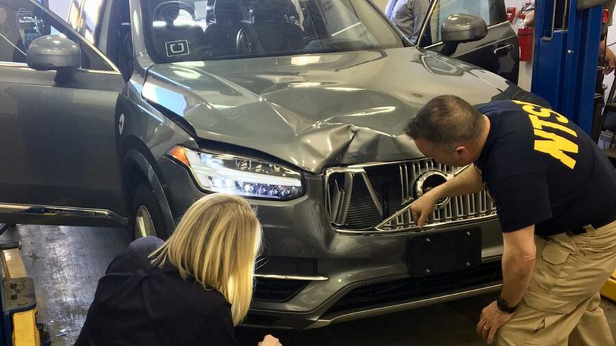 Nach tödlichem Unfall mit Elektroauto: Arizona verbietet Uber Testfahrten