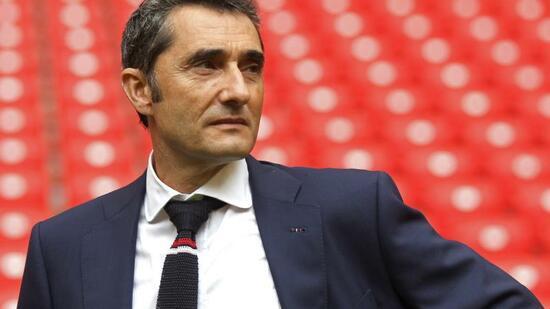 Ernesto Valverde ist der neue Trainer des FC Barcelona