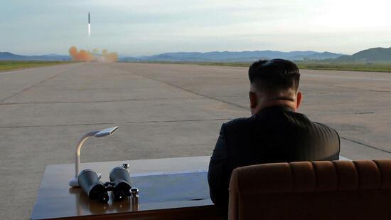 Russland, China und USA starten Manöver bei Nordkorea