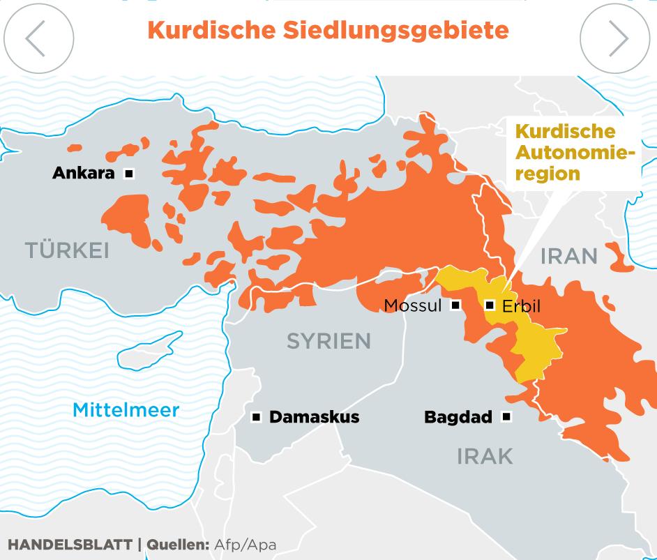 Referendum im Irak: Die Kurden haben abgestimmt – wie geht es weiter?