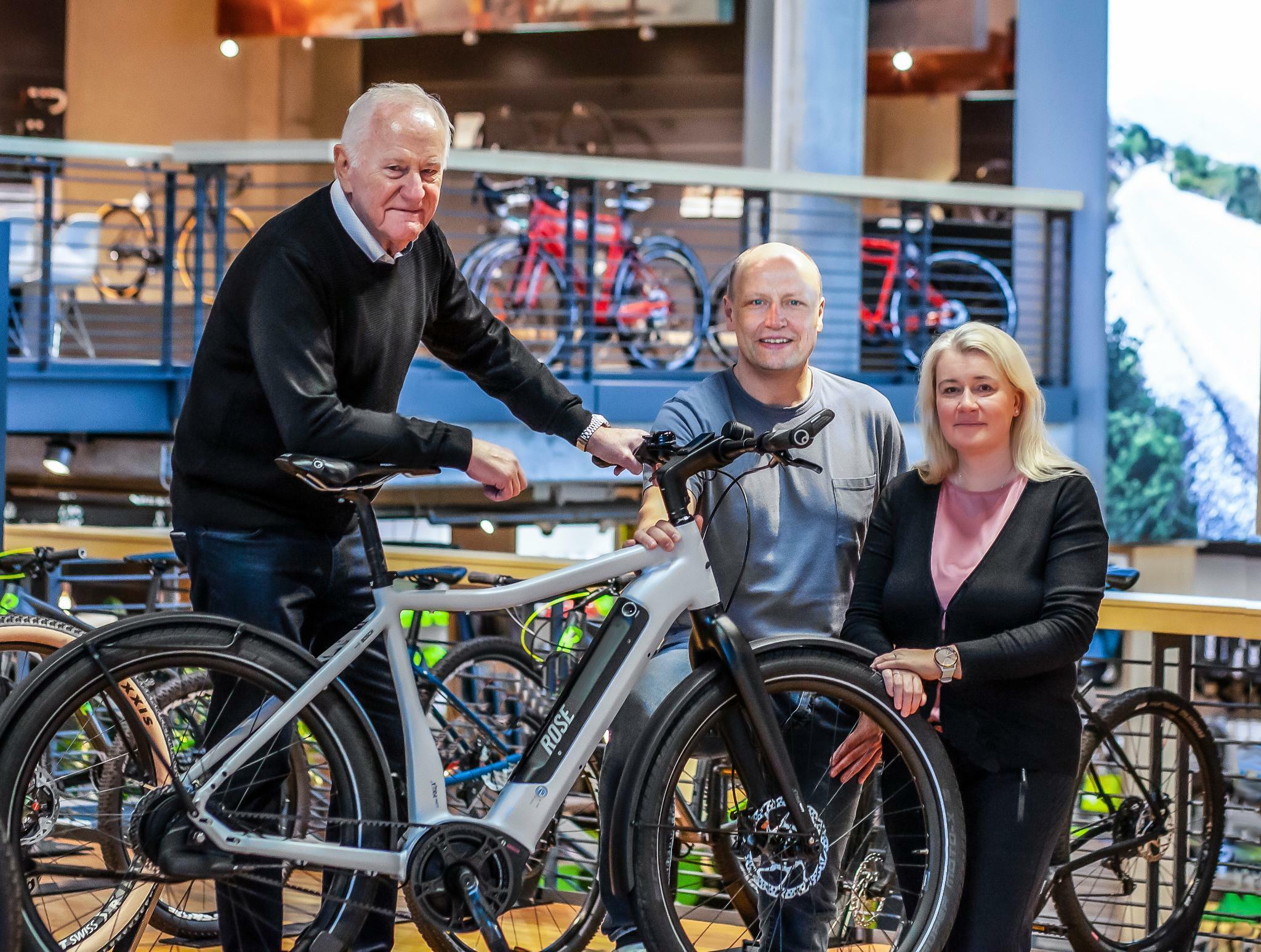 """Rose Bikes: Auf dem Weg zum """"Google für Fahrräder"""""""