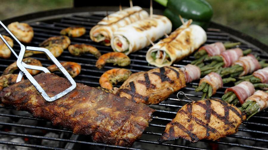 Weber Elektrogrill Steak : Luxus grillen: amerikaner kaufen grills u201emade im siebengebirgeu201c