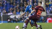 Fußball: Spanischer Pokal: Barca verliert beim Stadtrivalen Espanyol
