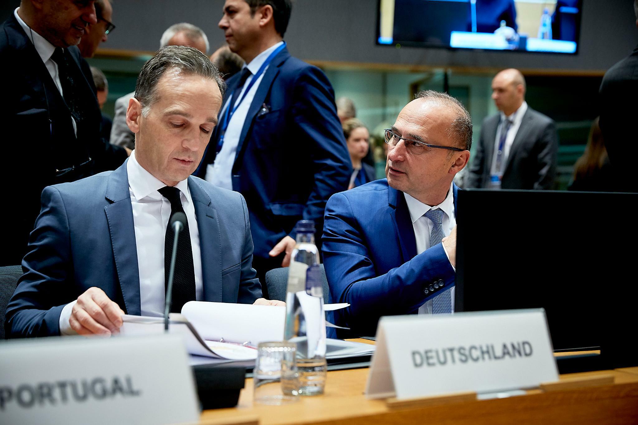EU-Außenminister beschließen neue Türkei-Sanktionen
