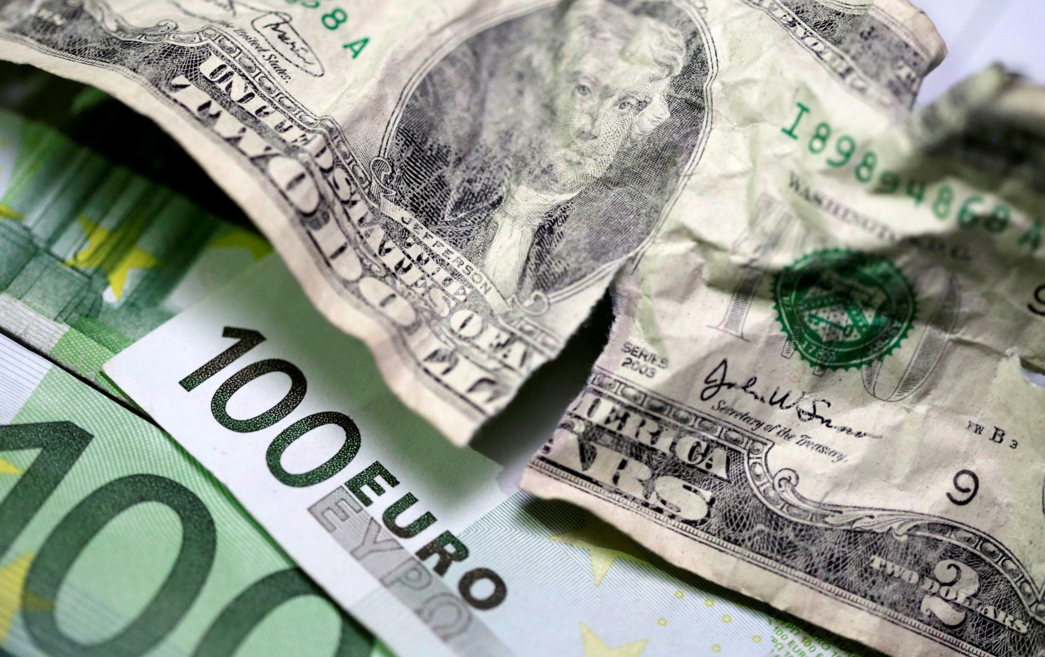 Eurokurs wenig bewegt – Pfund steigt auf 2-1/2-Jahreshoch zum Euro