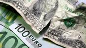 Euro/Dollar: Euro legt etwas zu