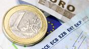 Euro/Dollar : Eurokurs stabilisiert sich nach Vortagesverlusten über 1,12 US-Dollar