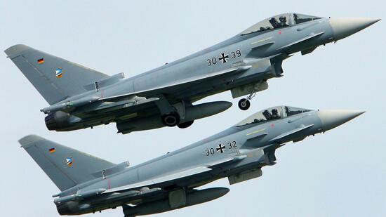 Airbus arbeitet an einem neuem europäischen Kampfjet