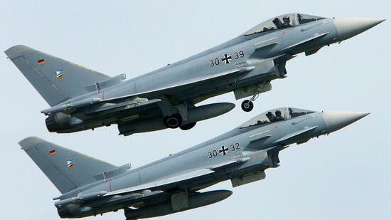 Airbus arbeitet an neuem Kampfjet