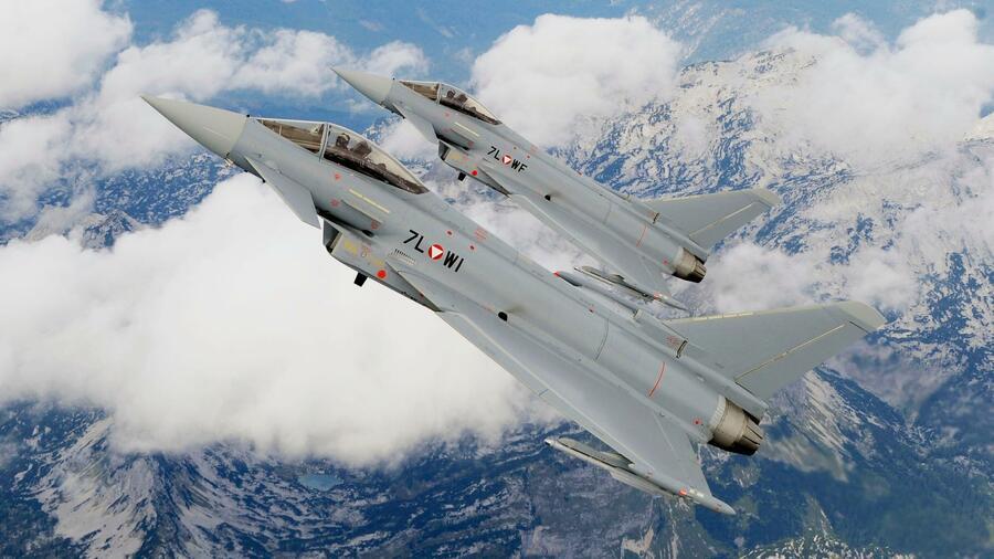 Kunasek gibt Eurofighter wieder eine Chance