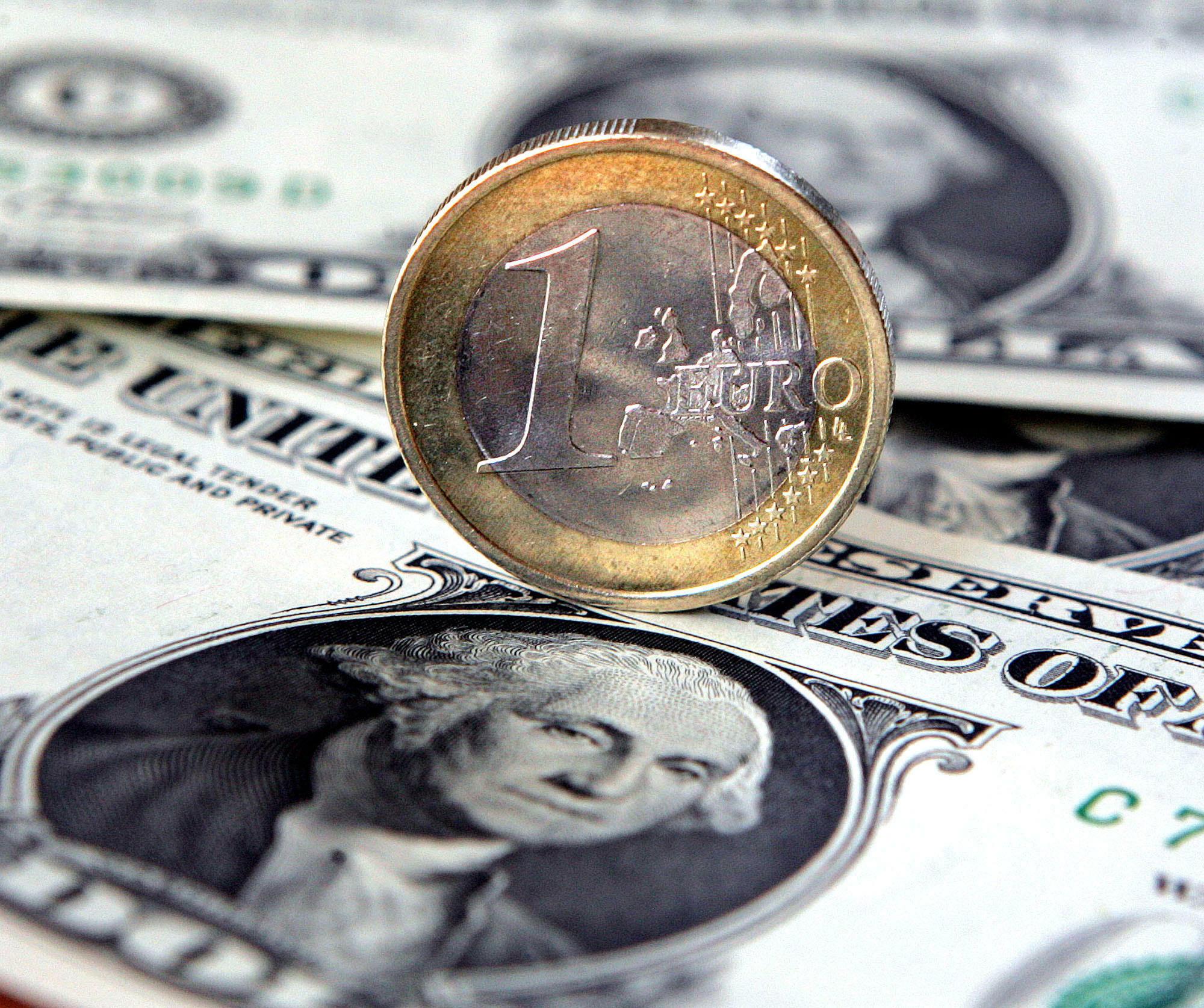 Euro ist des Spekulanten neuer Liebling