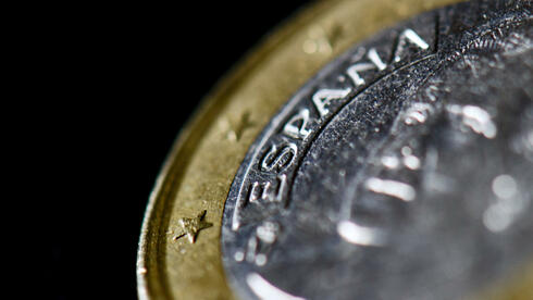 Spanische Euromünze. Ist die Krise beherrschbar? Quelle: dpa