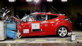 EuroNCAP-Crashtest: Elf kamen durch