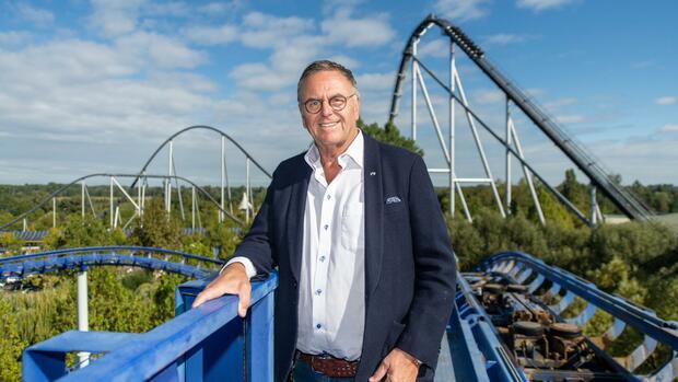 Freizeitparks: Europapark-Gründer Roland Mack bangt um sein Lebenswerk