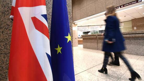Mehr EU-Bürger verlassen Großbritannien