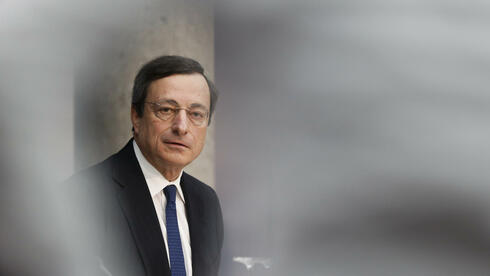 EZB-Chef Mario Draghi. Quelle: dapd
