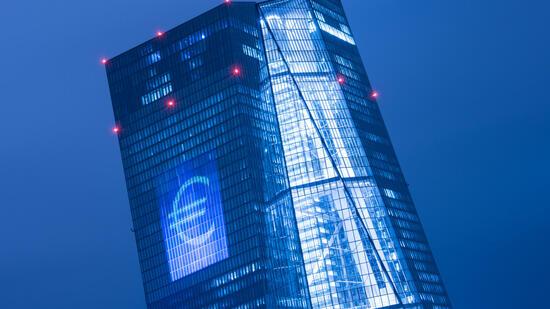 Europäische Zentralbank: Staatsanleihenkäufe vor 1,5-Billionen-Schwelle