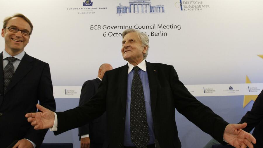 Zitate des ezb chefs wie trichet seinen letzten auftritt for Bl ergebnisse heute